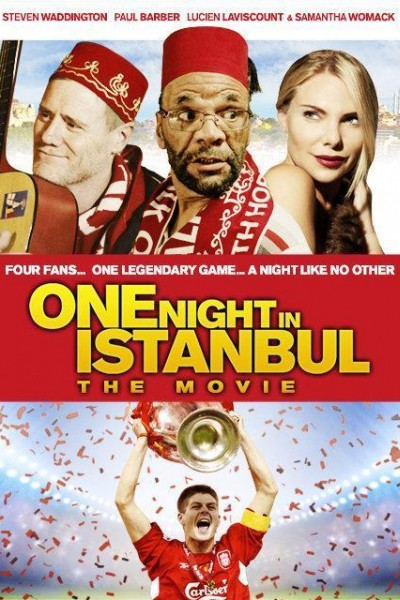 Caratula, cartel, poster o portada de One Night in Istanbul