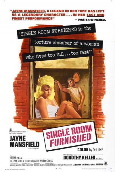 Caratula, cartel, poster o portada de Single Room Furnished