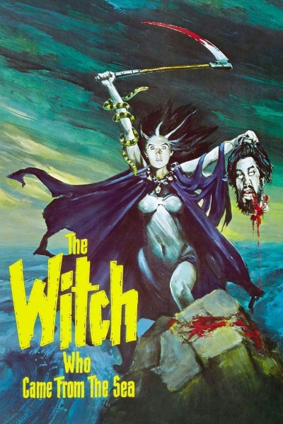 Caratula, cartel, poster o portada de The Witch Who Came from the Sea