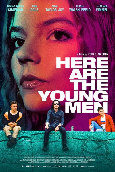 Caratula, cartel, poster o portada de Here Are the Young Men