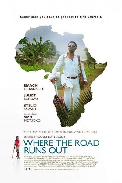 Caratula, cartel, poster o portada de Where the Road Runs Out