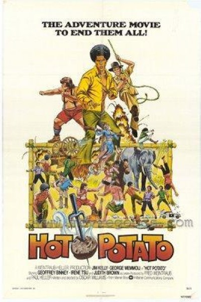 Caratula, cartel, poster o portada de Hot Potato