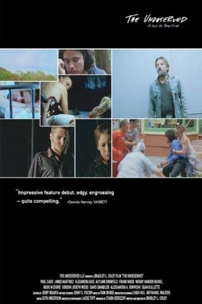 Caratula, cartel, poster o portada de The Undeserved