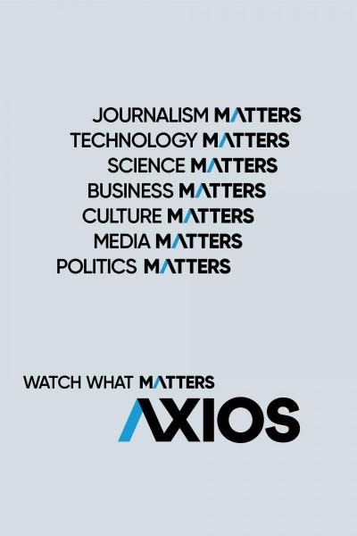 Caratula, cartel, poster o portada de Axios
