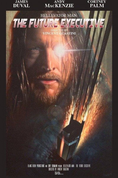Caratula, cartel, poster o portada de Hellevator Man