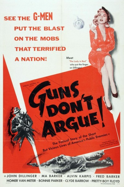 Caratula, cartel, poster o portada de Guns Don\'t Argue