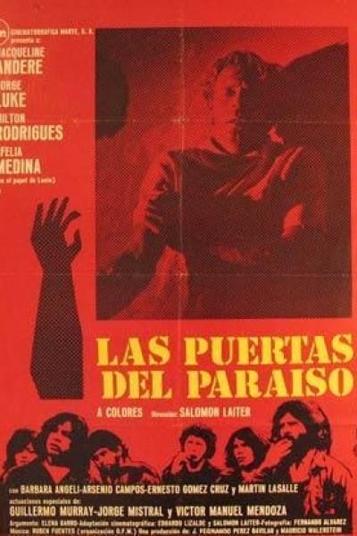 Caratula, cartel, poster o portada de Las puertas del paraíso