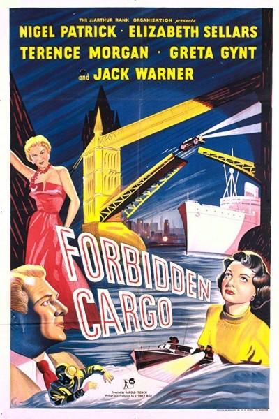Caratula, cartel, poster o portada de Forbidden Cargo