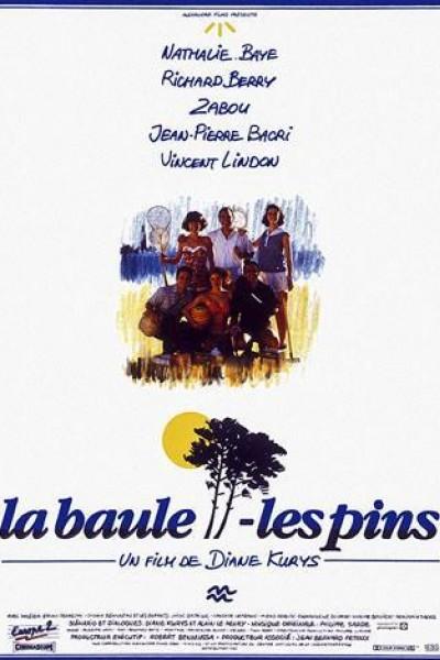 Caratula, cartel, poster o portada de La Baule-les-Pins