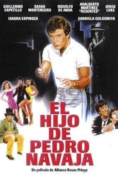 Caratula, cartel, poster o portada de El hijo de Pedro Navaja