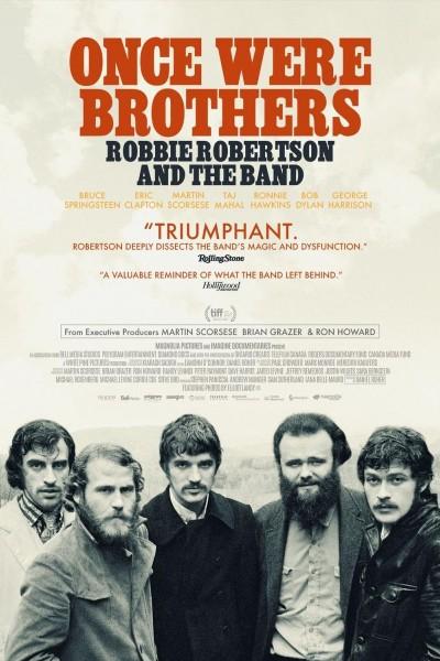 Caratula, cartel, poster o portada de Once Were Brothers: la historia de The Band