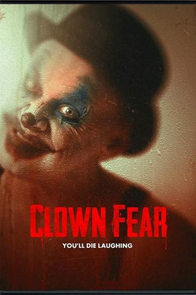 Caratula, cartel, poster o portada de Clown Fear