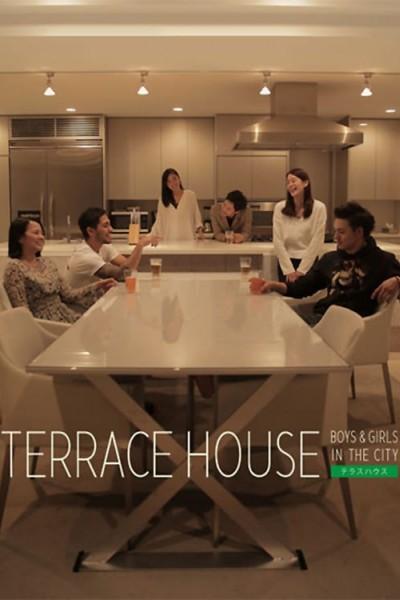 Caratula, cartel, poster o portada de Terrace House: Boys & Girls in the City