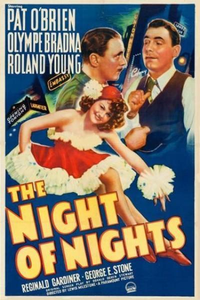 Caratula, cartel, poster o portada de The Night of Nights