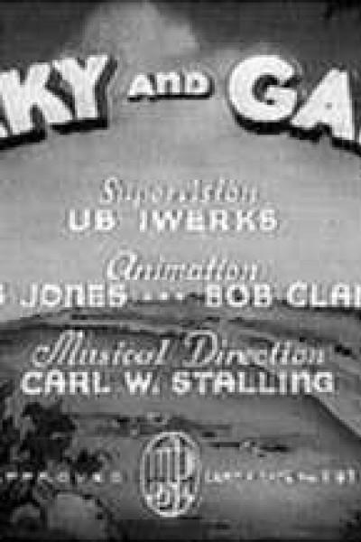 Caratula, cartel, poster o portada de Porky and Gabby