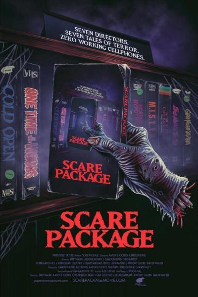 Caratula, cartel, poster o portada de Scare Package