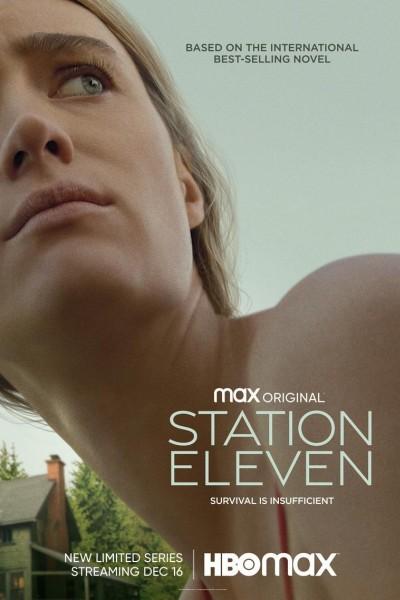 Caratula, cartel, poster o portada de Station Eleven