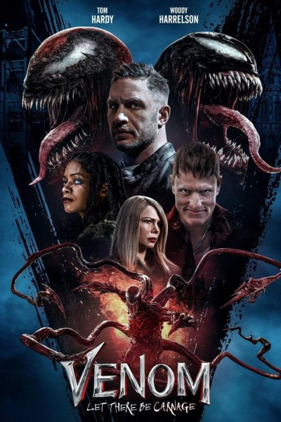 Caratula, cartel, poster o portada de Venom: Habrá matanza
