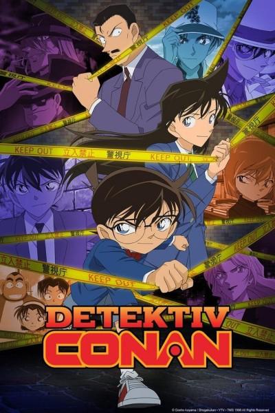 Caratula, cartel, poster o portada de Detective Conan
