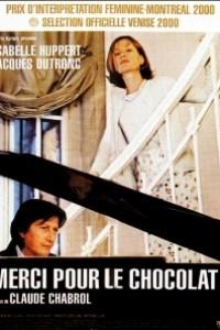 Caratula, cartel, poster o portada de Gracias por el chocolate