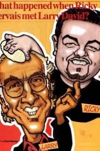 Caratula, cartel, poster o portada de Ricky Gervais Meets... Larry David