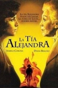 Caratula, cartel, poster o portada de La tía Alejandra