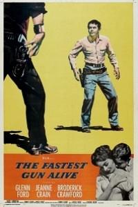 Caratula, cartel, poster o portada de Llega un pistolero
