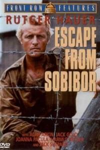 Caratula, cartel, poster o portada de La escapada de Sobibor (Escapada final)