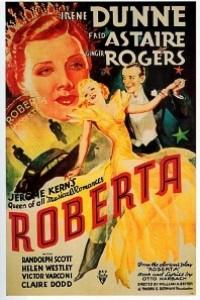 Caratula, cartel, poster o portada de Roberta