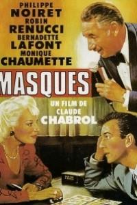 Caratula, cartel, poster o portada de Máscaras