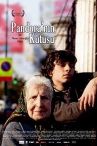 Caratula, cartel, poster o portada de La caja de pandora