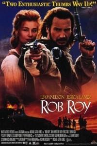 Caratula, cartel, poster o portada de Rob Roy, la pasión de un rebelde