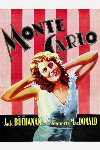 Caratula, cartel, poster o portada de Montecarlo