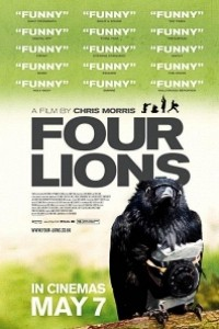 Caratula, cartel, poster o portada de Four Lions (4 Lions)