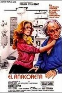 Caratula, cartel, poster o portada de El anacoreta