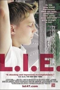 Caratula, cartel, poster o portada de L.I.E. (Long Island Expressway)