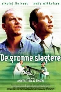 Caratula, cartel, poster o portada de Los carniceros verdes