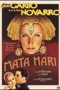 Caratula, cartel, poster o portada de Mata Hari