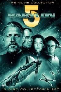 Caratula, cartel, poster o portada de Babylon 5