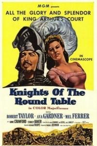 Caratula, cartel, poster o portada de Los caballeros del rey Arturo