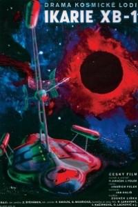 Caratula, cartel, poster o portada de IKARIE XB 1 (Viaje al fin del universo)