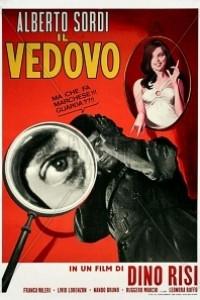 Caratula, cartel, poster o portada de El viudo