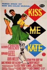 Caratula, cartel, poster o portada de Bésame Kate