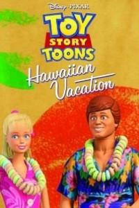 Caratula, cartel, poster o portada de Toy Story Toons: Vacaciones en Hawai