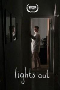 Caratula, cartel, poster o portada de Luces fuera (Lights Out)