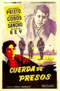 Caratula, cartel, poster o portada de Cuerda de presos