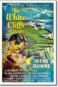 Caratula, cartel, poster o portada de Las rocas blancas de Dover