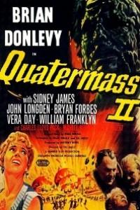 Caratula, cartel, poster o portada de Quatermass 2