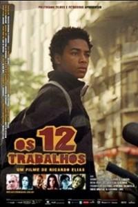 Caratula, cartel, poster o portada de Los 12 trabajos