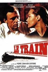 Caratula, cartel, poster o portada de El tren